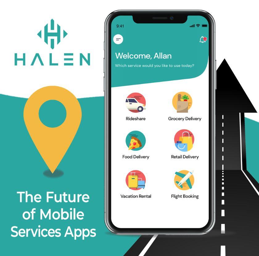 Halen app
