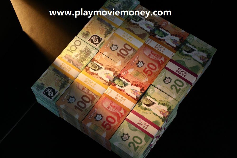 Movie Money Props