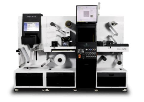 any-jet II label printer